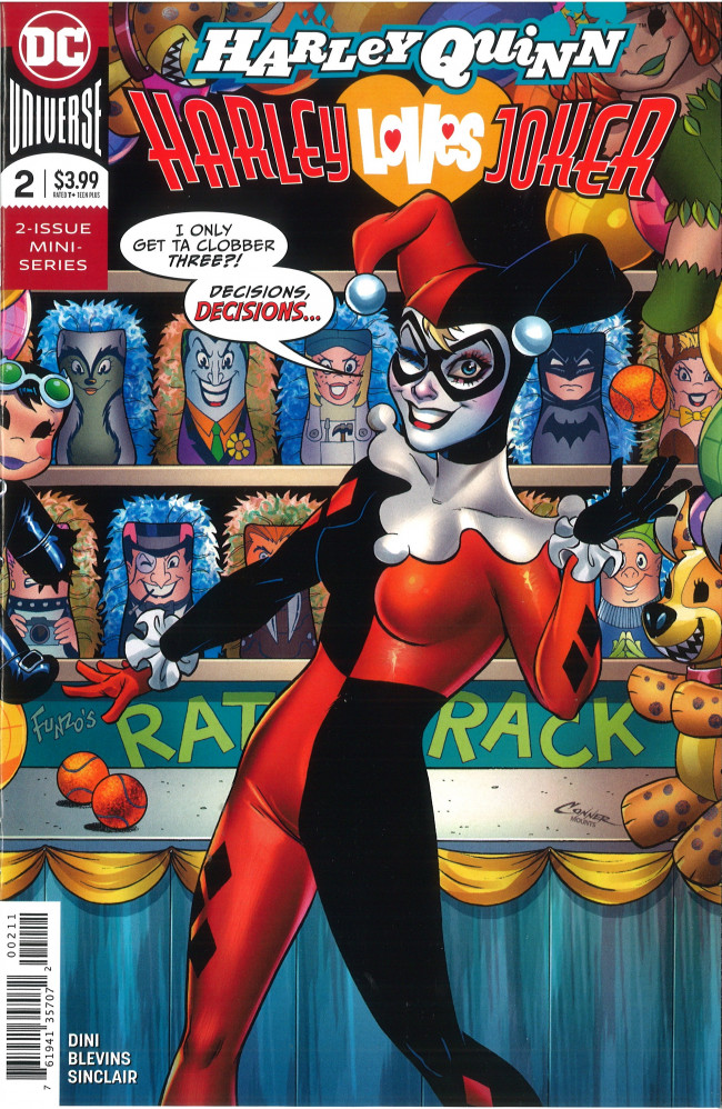 Couverture de Harley Quinn: Harley Loves Joker (2018) -2- Part 2 - Finale