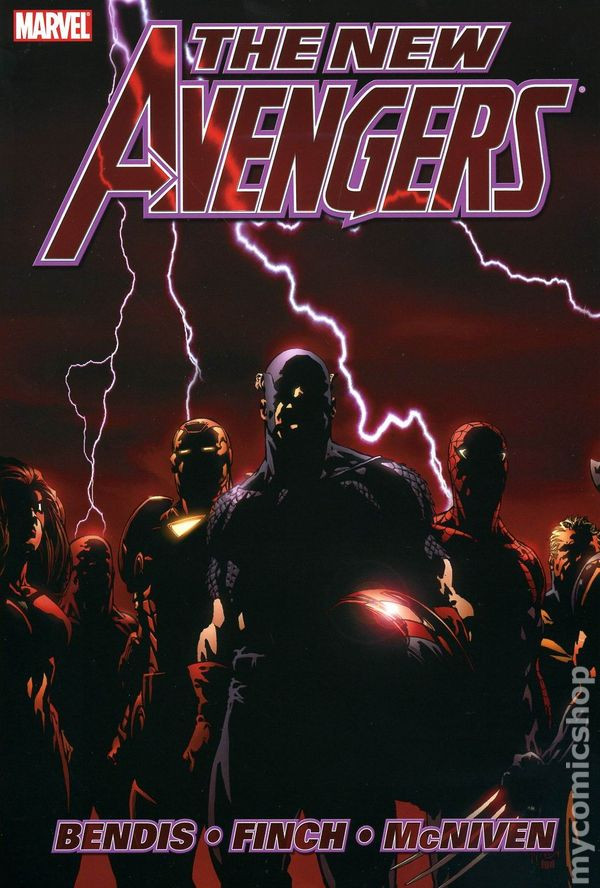 New Avengers (The) (2005) -INT-01- The New Avengers