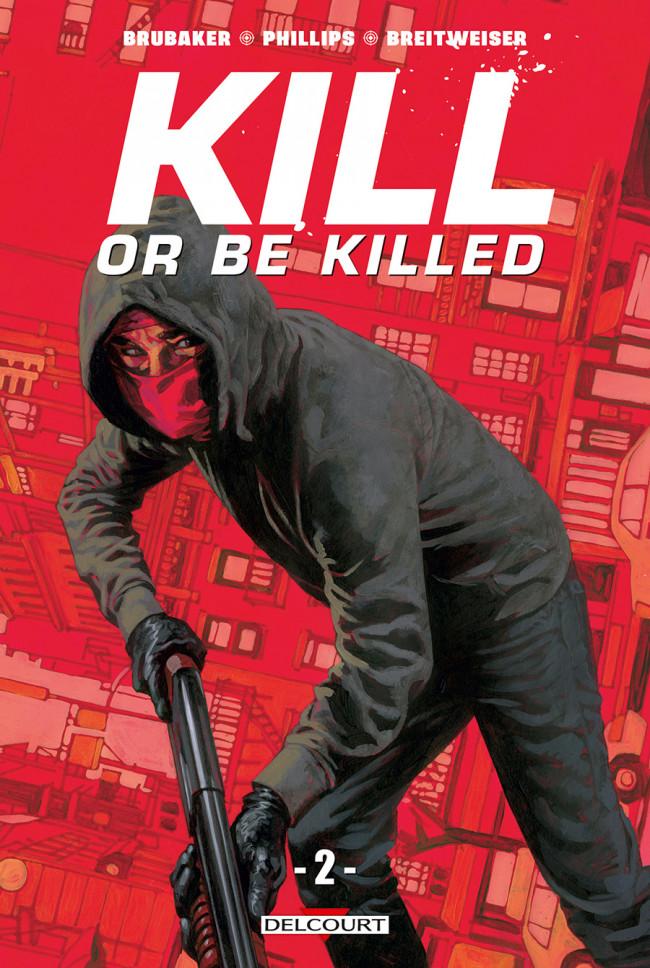 """Résultat de recherche d'images pour """"kill or be killed tome 2"""""""