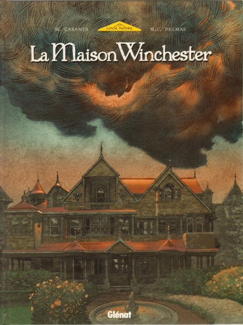 La maison Winchester sur Bookys