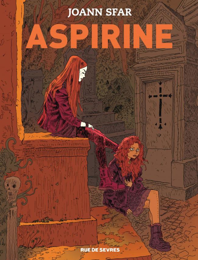 Couverture de Aspirine - Tome 1