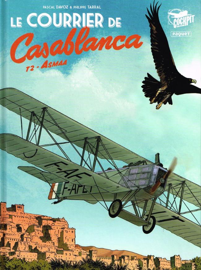 Couverture de Le courrier de Casablanca -2- Asmaa