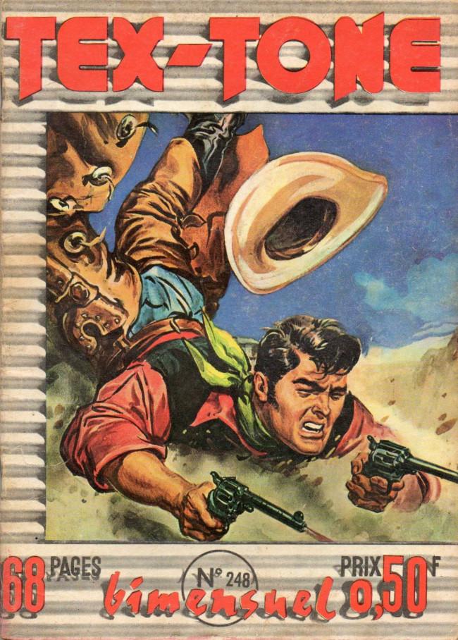 Couverture de Tex-Tone -248- Voyage manqué