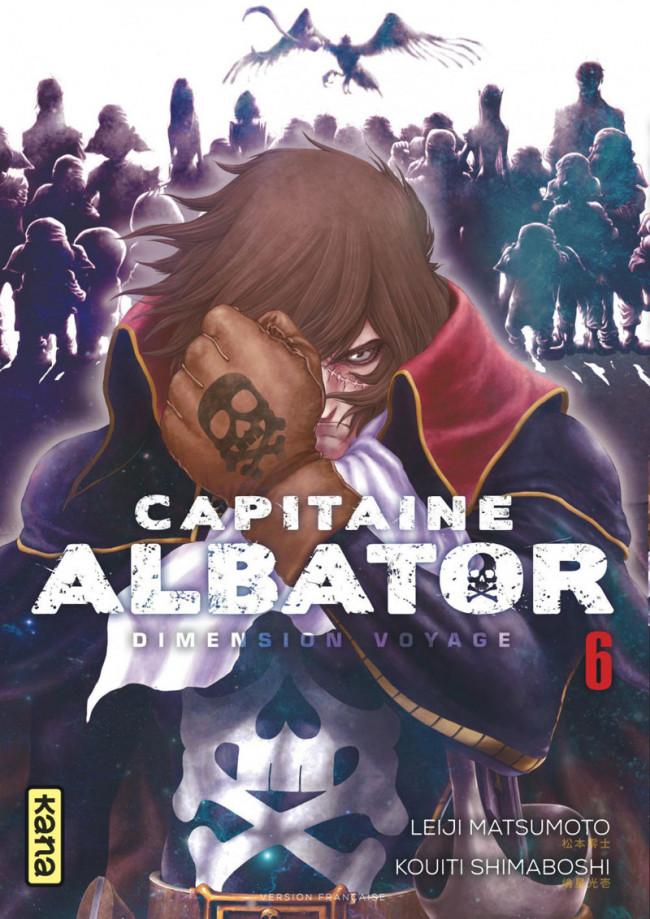 Couverture de Capitaine Albator - Dimension voyage -6- Tome 6