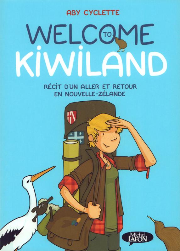 Couverture de Welcome to Kiwiland