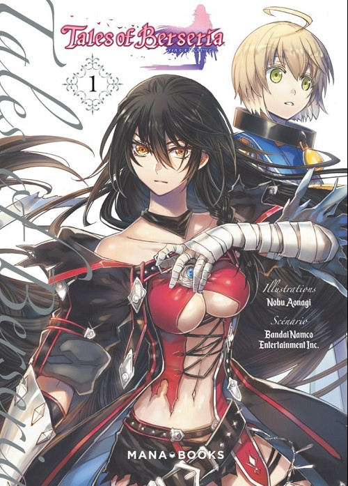 Couverture de Tales of berseria -1- Tome 1