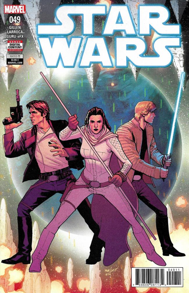Couverture de Star Wars (2015) -49- Mutiny At Mon Cala Part VI