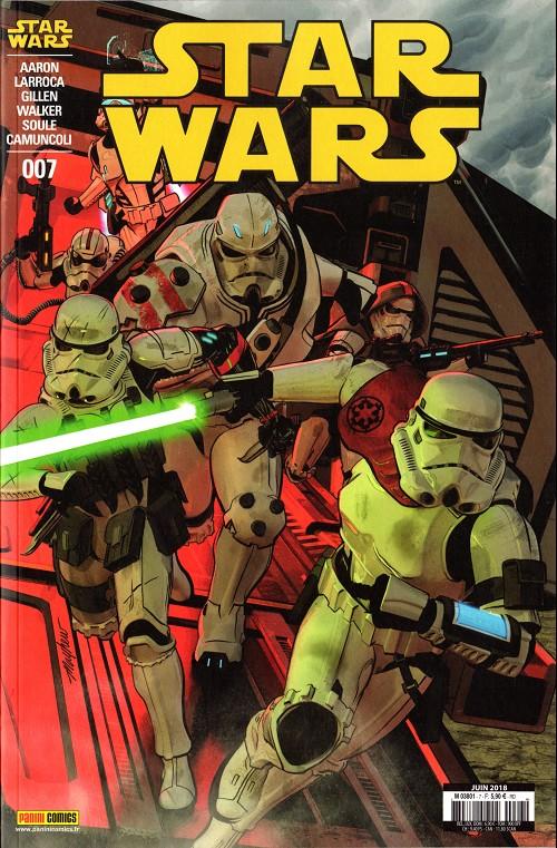 Couverture de Star Wars (Panini Comics - 2017) -7- La revanche de l'astromécano
