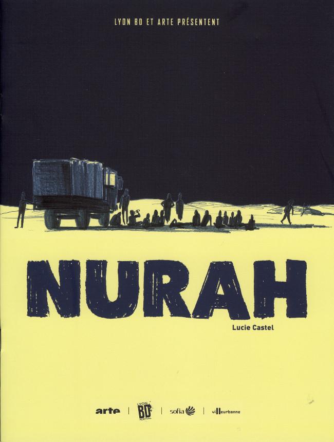 Couverture de Nurah