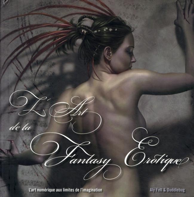 Couverture de (AUT) Fell, Aly - L'art de la fantasy érotique