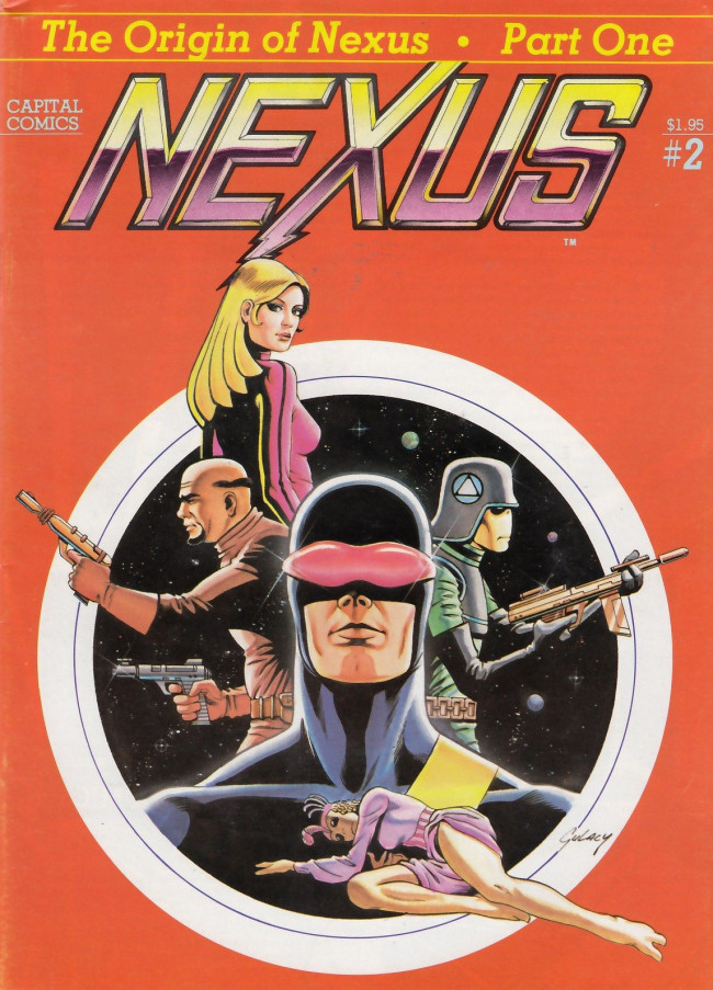 Couverture de Nexus (Baron/Rude, 1981) -2- Nexus 2