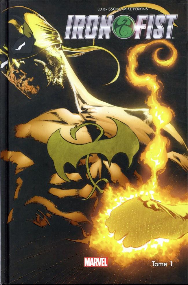 Iron Fist (100% Marvel - 2018)  - 2 tomes
