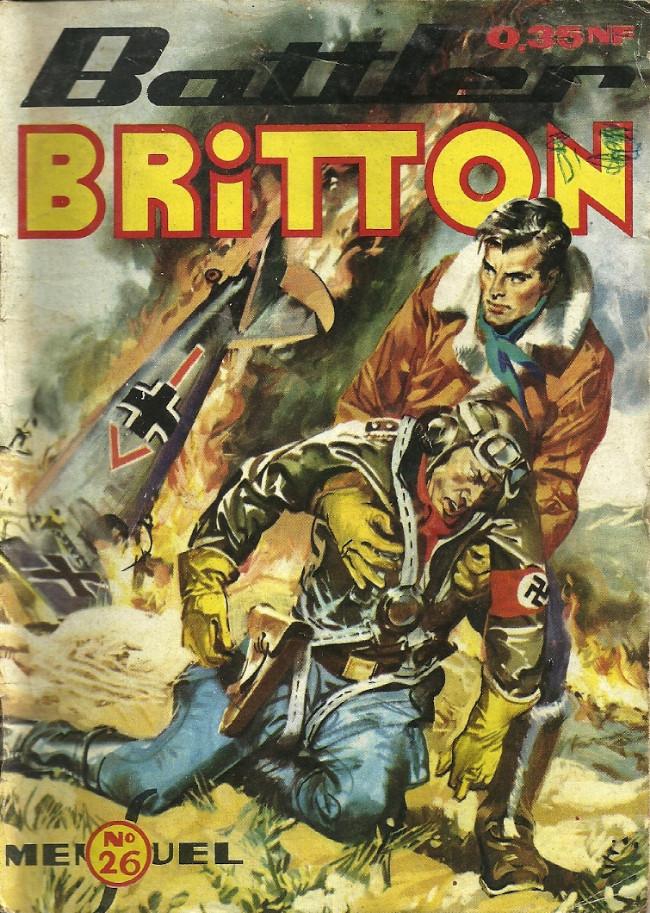 Couverture de Battler Britton -26- Le monstre volant