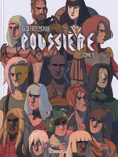 Couverture de Poussière -1- Tome 1