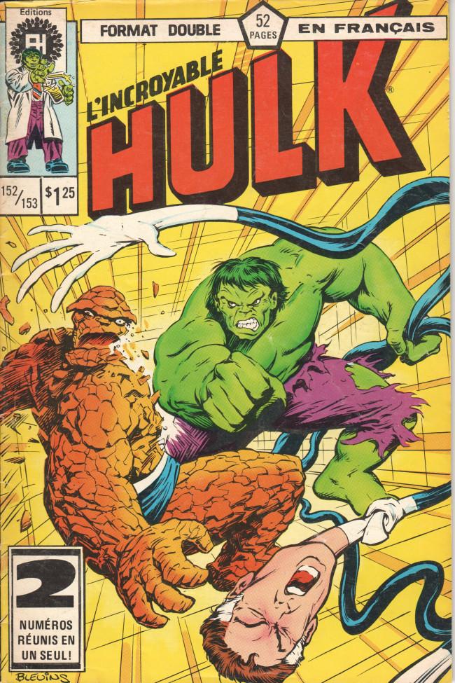 Couverture de L'incroyable Hulk (Éditions Héritage) -152153- Assassin !