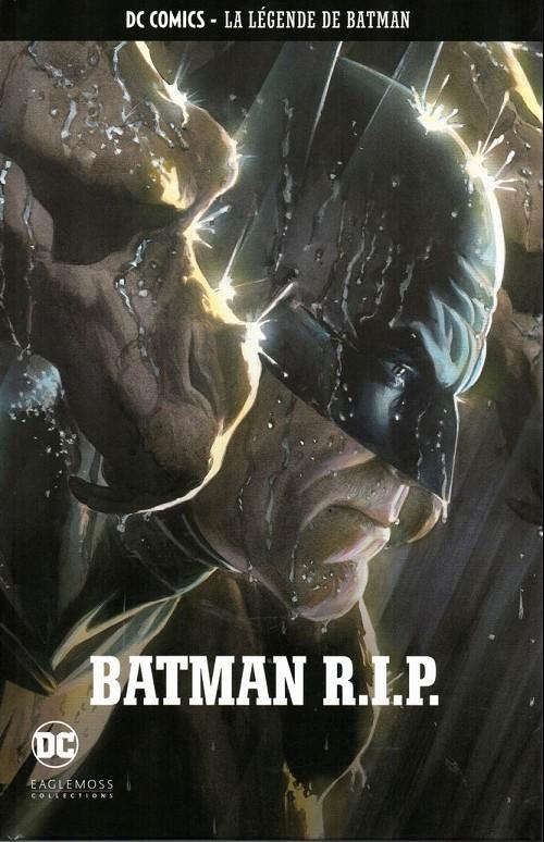 Couverture de DC Comics - La légende de Batman -2047- Batman R.I.P.