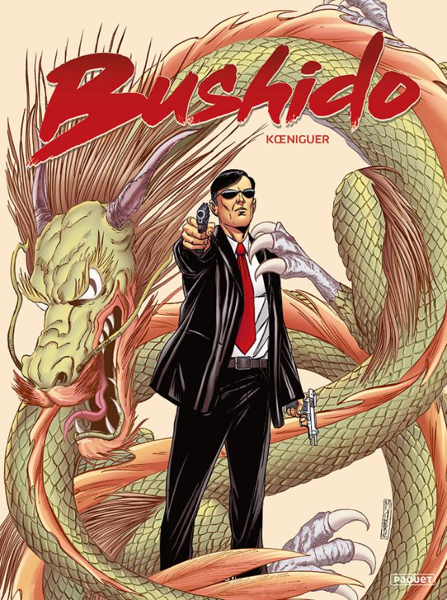 Couverture de Bushido (Koeniguer) -INT- Intégrale