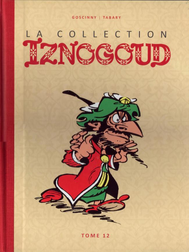 Couverture de Iznogoud - La Collection (Hachette) -12- Tome 12