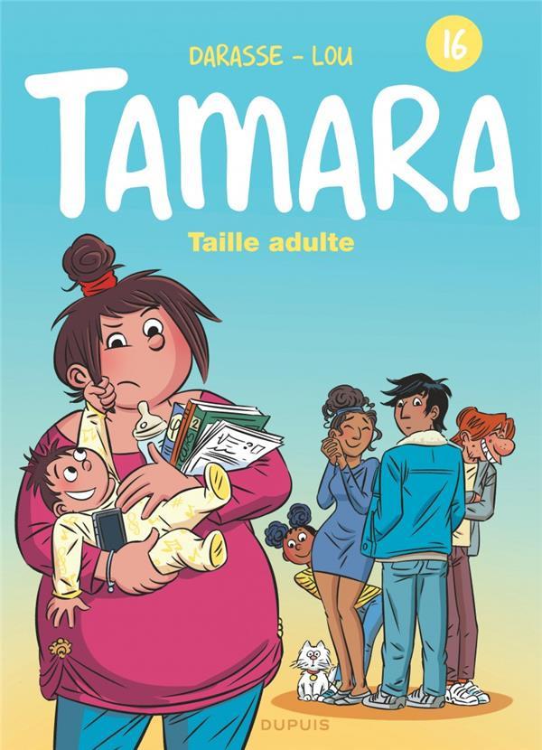 Couverture de Tamara -16- Taille adulte