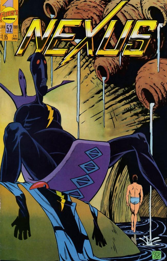 Couverture de Nexus (1983) -52- Take This Job and Shove It