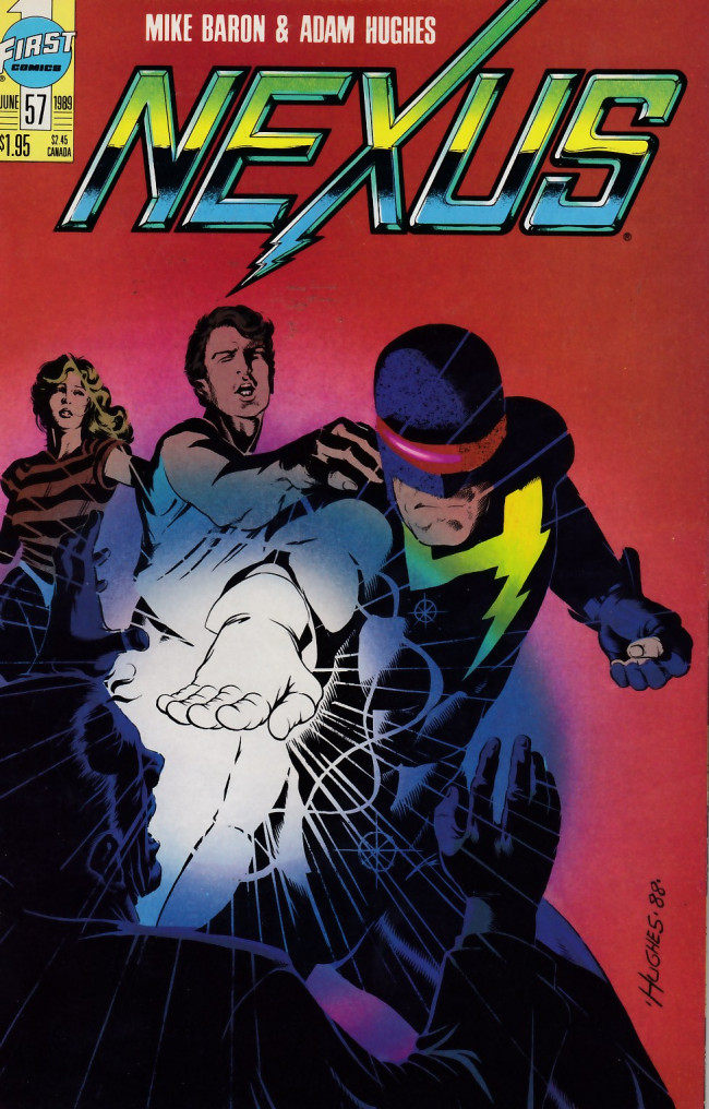 Couverture de Nexus (1983) -57- Trade War