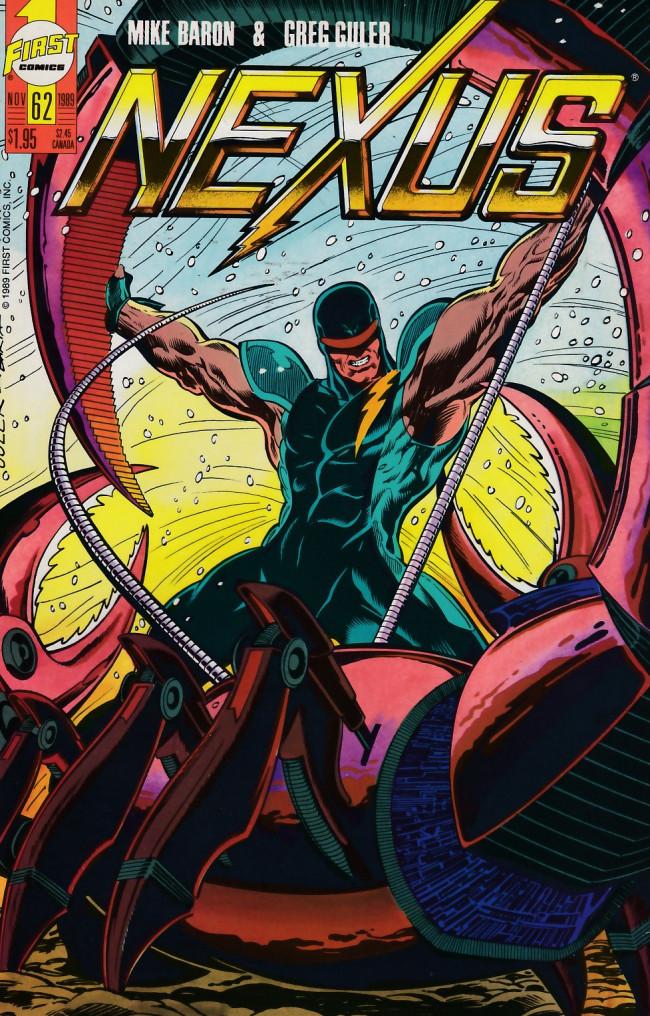Couverture de Nexus (1983) -62- Rip Boom!
