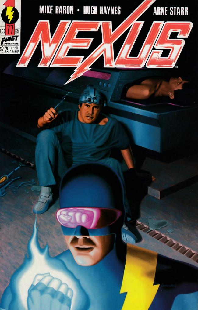 Couverture de Nexus (1983) -77- The Doctor
