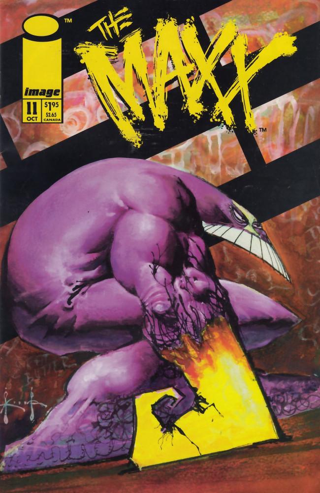Couverture de The maxx -11- The Maxx #11