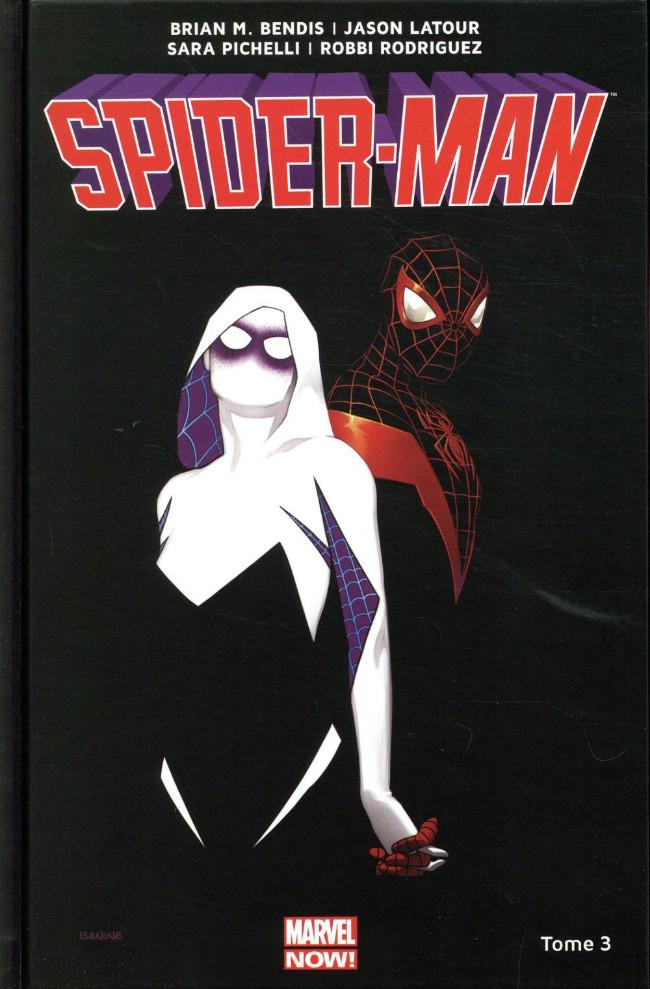 Spider-Man (Marvel Now!) - 4 tomes