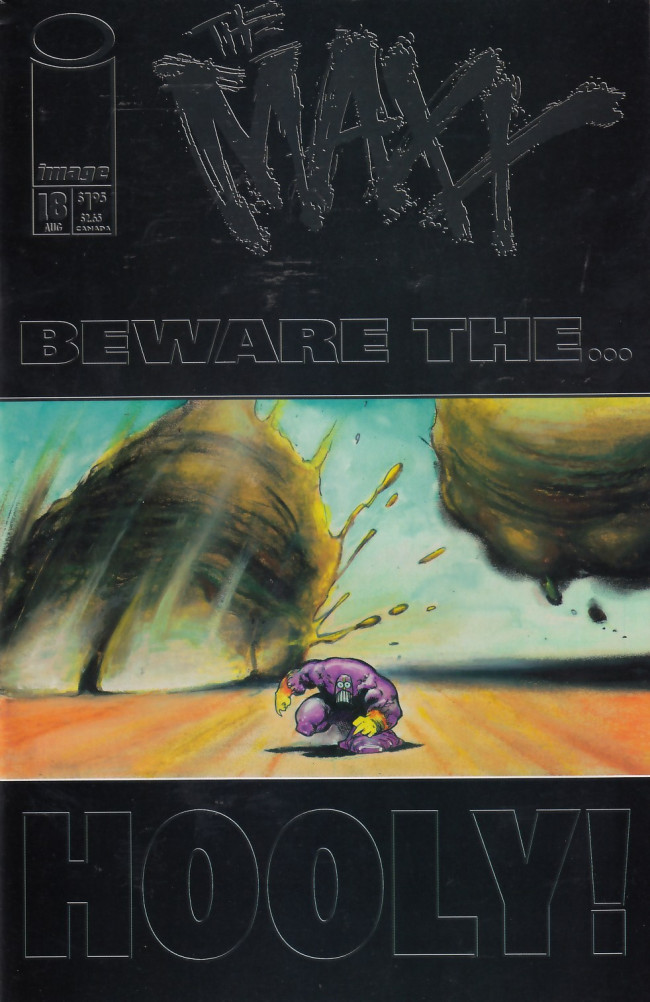 Couverture de The maxx -18- The Maxx #18