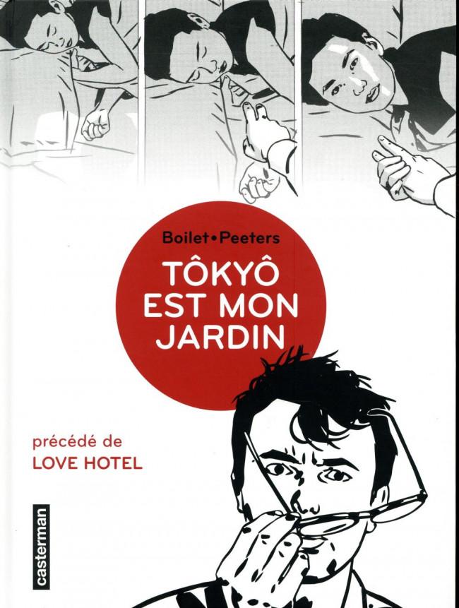 Couverture de David Martin -INT- Tôkyô est mon jardin - Précédé de Love Hotel