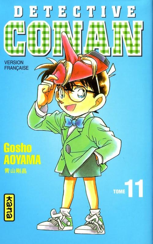 Couverture de Détective Conan -11- Tome 11