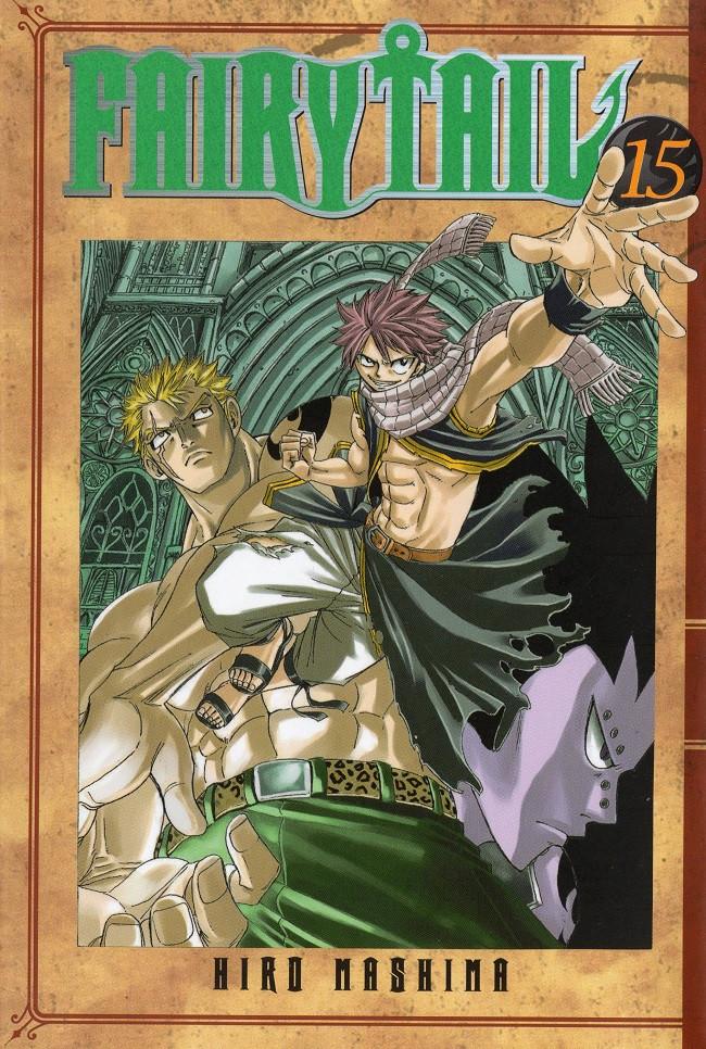 Couverture de Fairy Tail -INT8- Tome 15 et 16