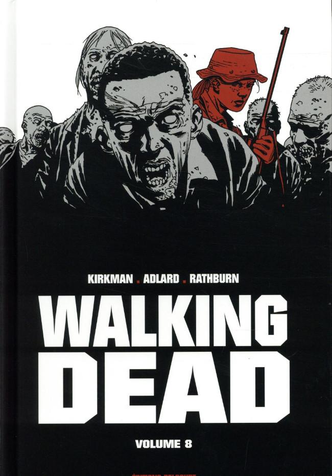 Couverture de Walking Dead -INT08- Volume 8
