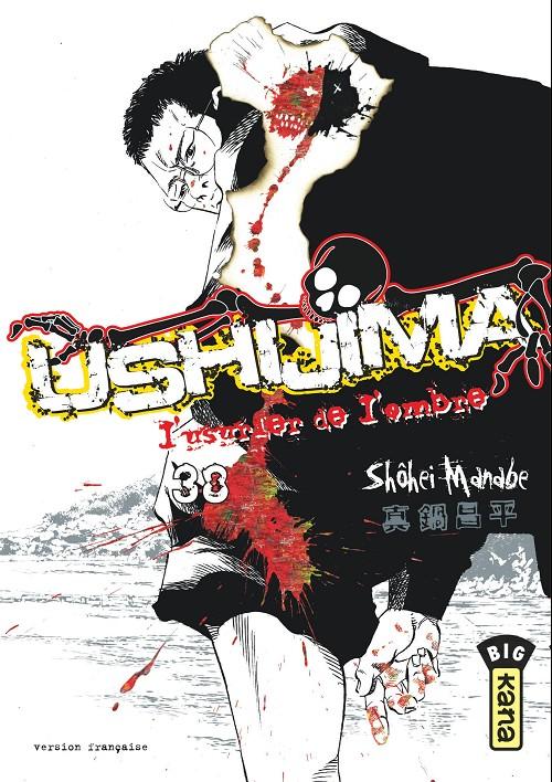 Couverture de Ushijima - L'usurier de l'ombre -38- Tome 38