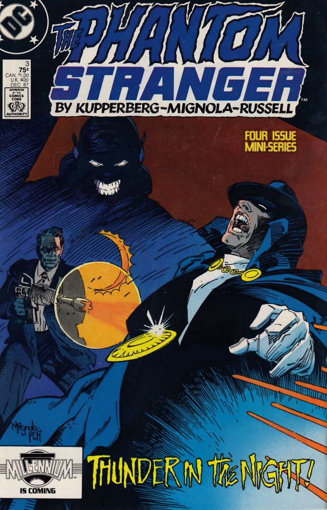 Couverture de Phantom Stranger (1987) -3- Thunder in the Night!
