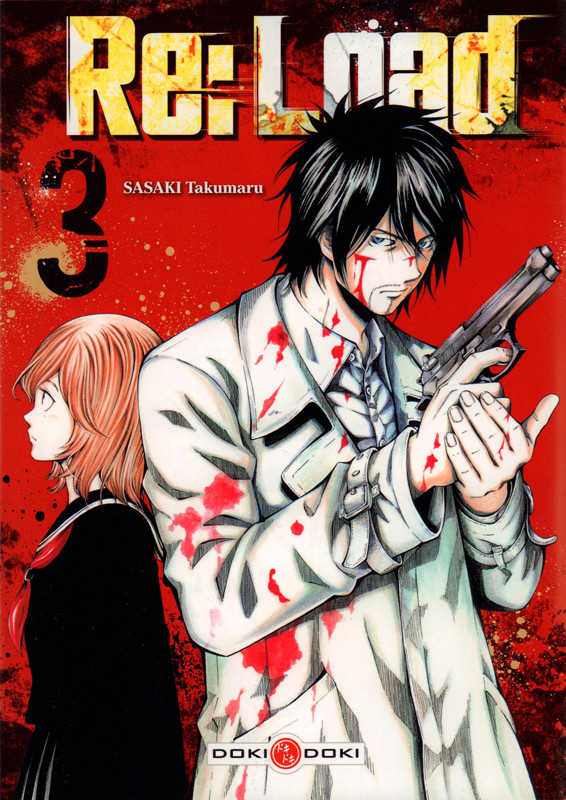 Couverture de Re:Load -3- Tome 3