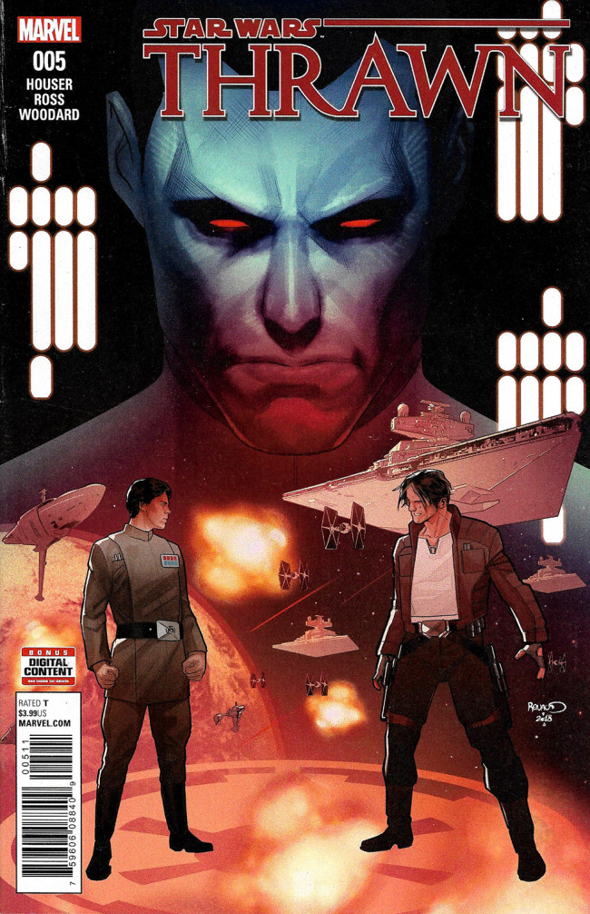 Couverture de Star Wars: Thrawn (2018) -5- Thrawn Part V