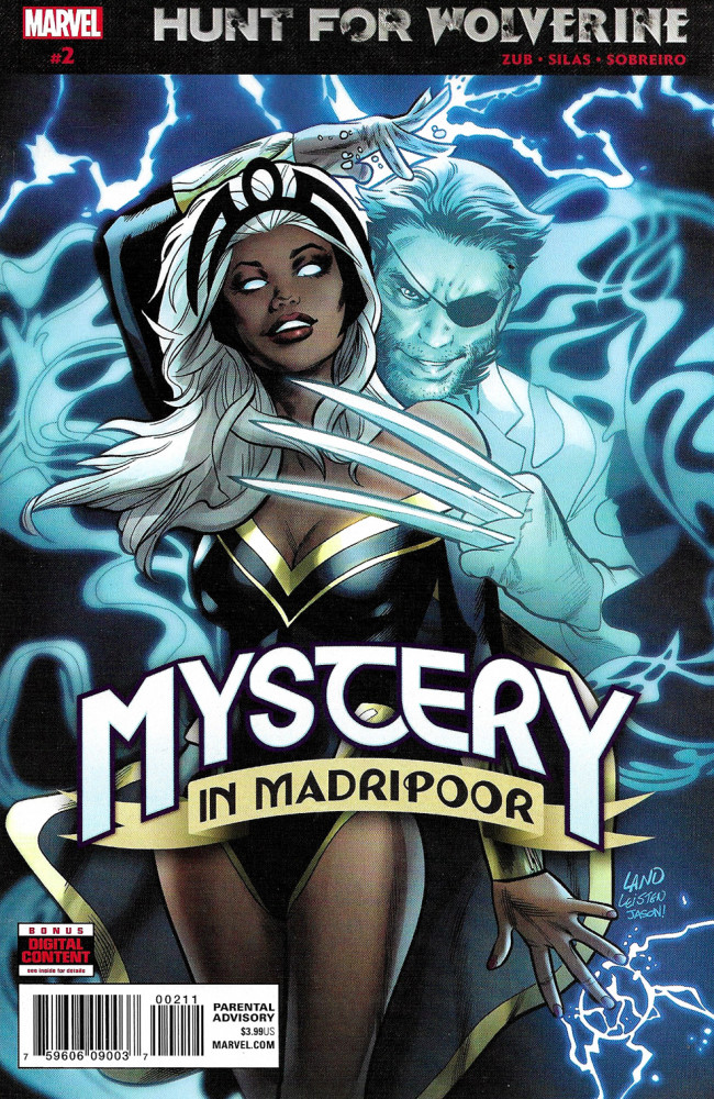 Couverture de Hunt for Wolverine: Mystery in Madripoor (2018) -2- Issue #2