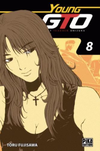 Couverture de Young GTO - Shonan Junaï Gumi (Volume Double) -8- Tome 8