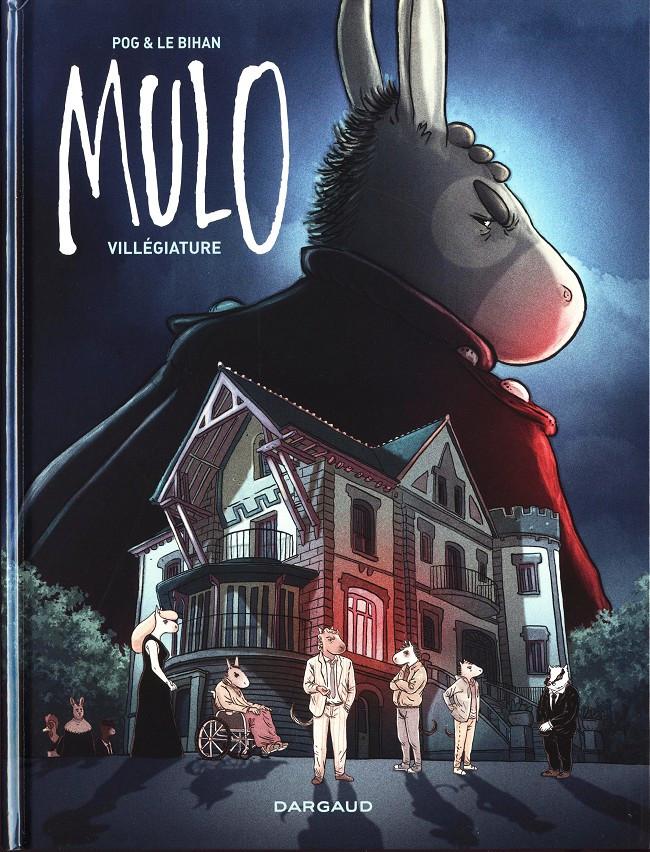 Couverture de Mulo -2- Villégiature