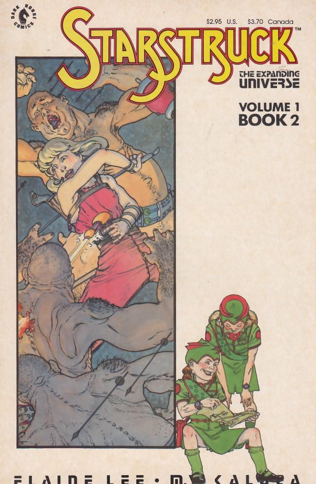 Couverture de Starstruck (1990) -2- Starstruck #2