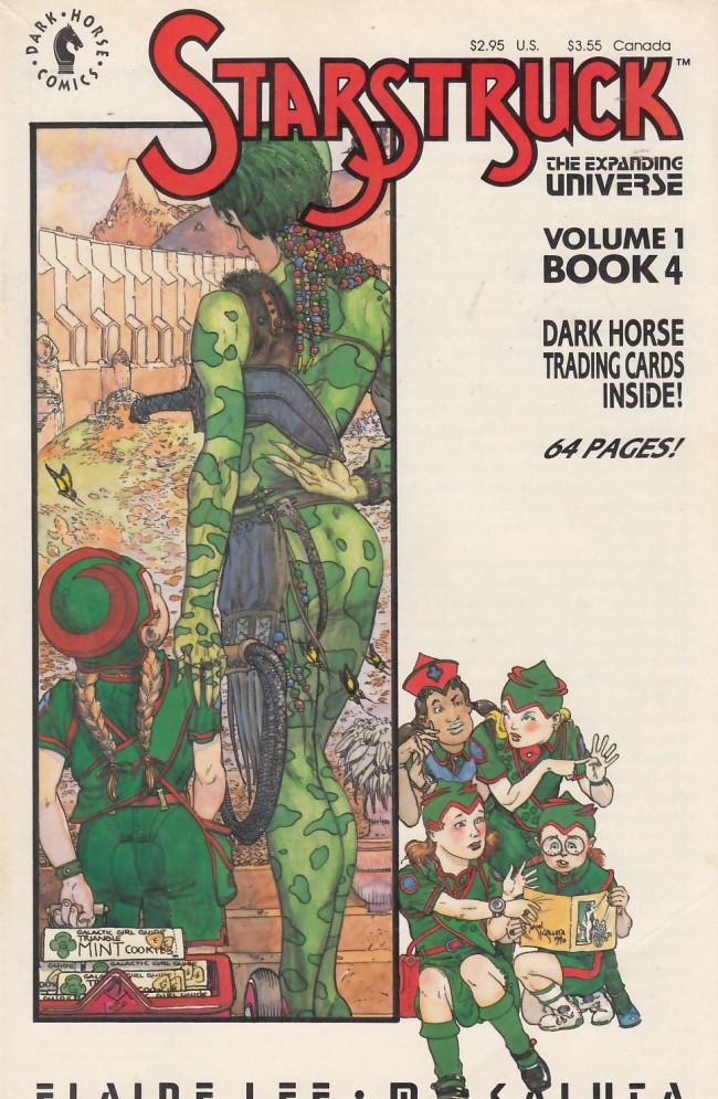 Couverture de Starstruck (1990) -4- Starstruck #4