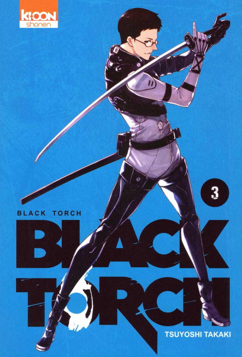 Couverture de Black Torch -3- Tome 3