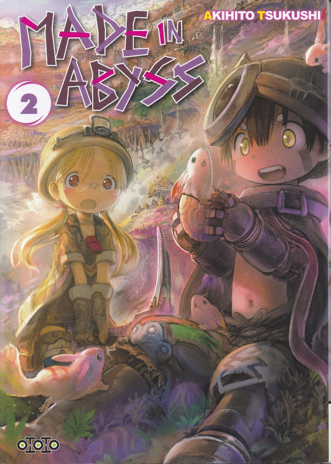 Couverture de Made in Abyss -2- Volume 2