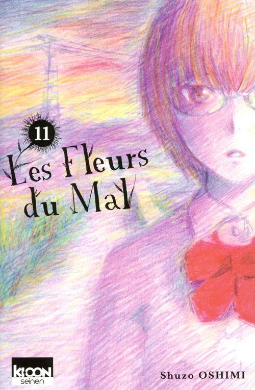 Couverture de Les fleurs du Mal -11- Tome 11