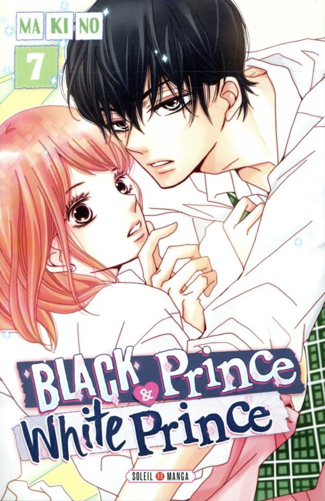 Couverture de Black Prince & White Prince -7- Tome 7