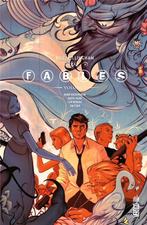Couverture de Fables (Urban Comics) -INT03- Volume 3