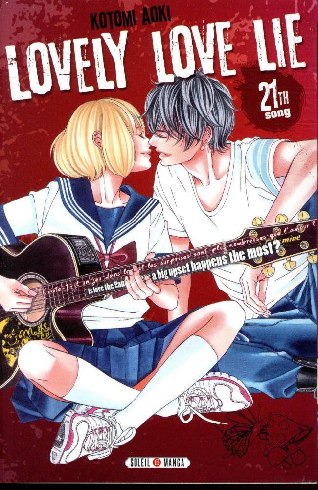 Couverture de Lovely love lie -21- Tome 21