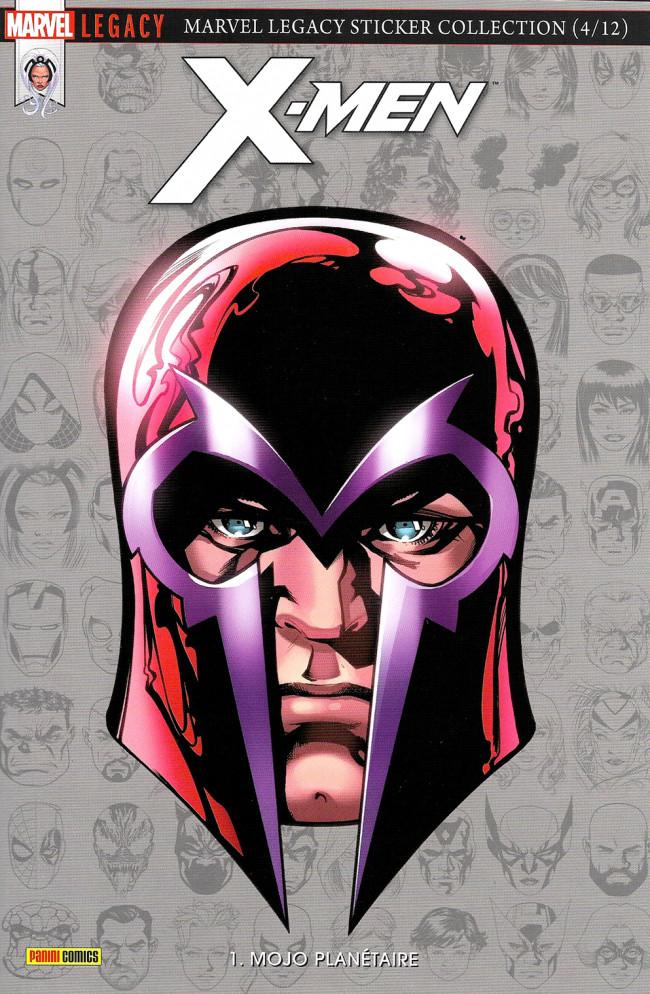 Couverture de Marvel Legacy - X-Men (Marvel France - 2018) -1- Mojo planétaire